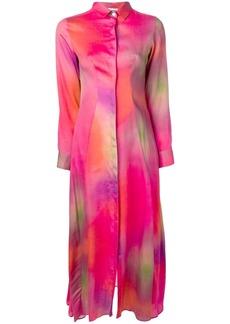 Each x Other tie dye shirt dress