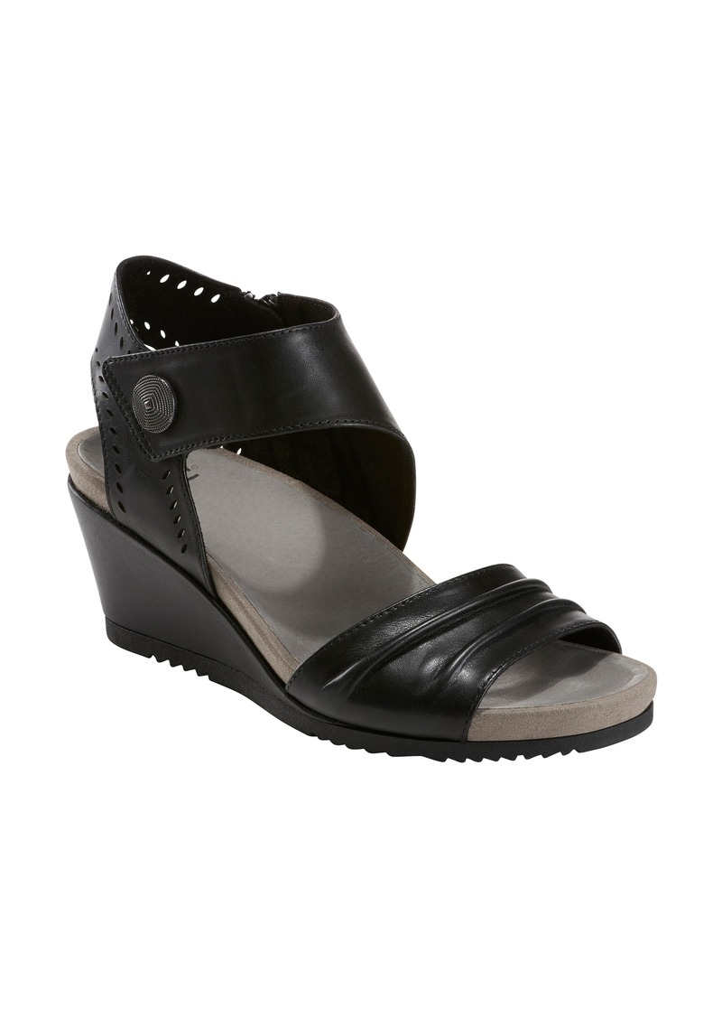 Earth® Barbados Wedge Sandal (Women)