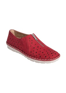 Earth® Callisto Perforated Zip Moccasin (Women)