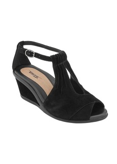 "Earth® ""Caper"" Wedge Sandals"