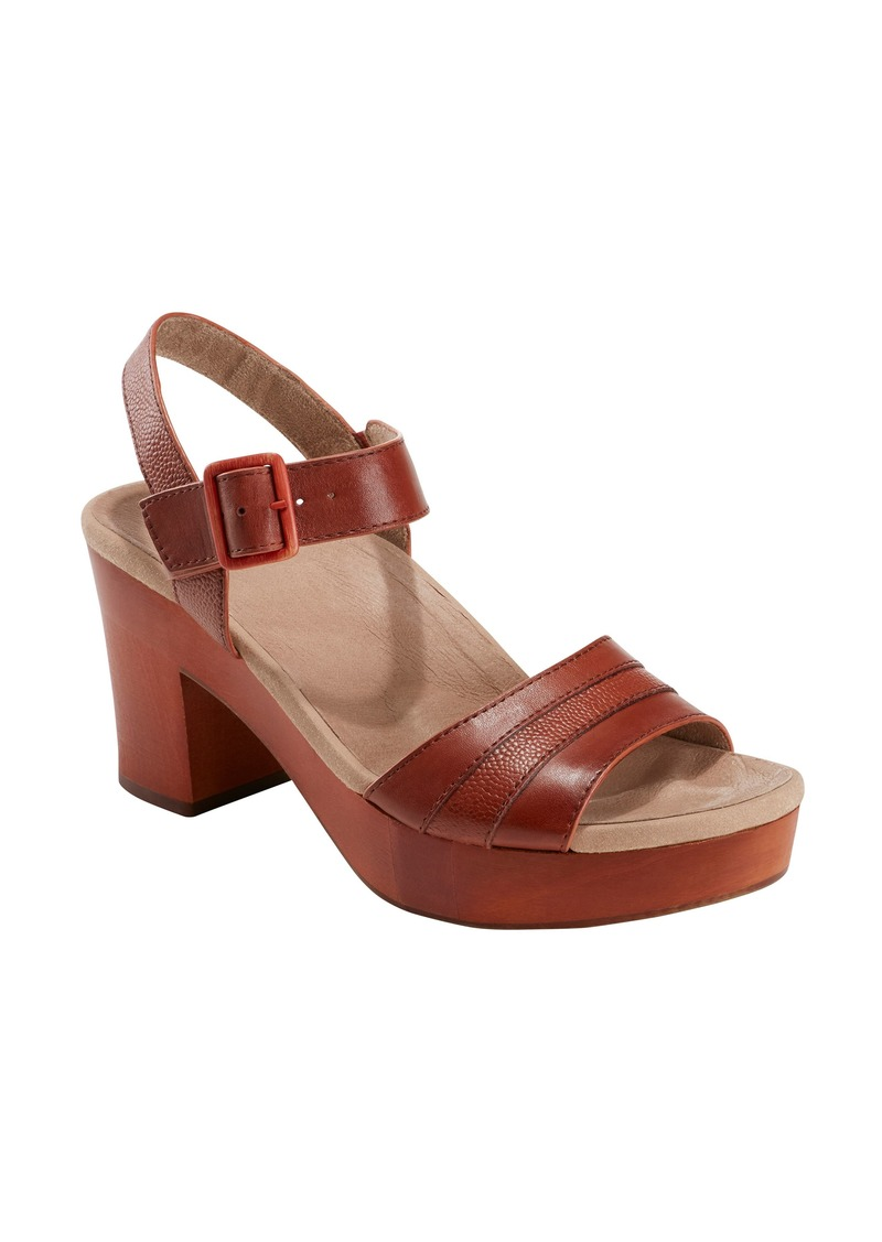 Earth® Chestnut Platform Sandal (Women)