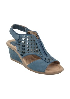 Earth® Dalia Wedge Sandal (Women)