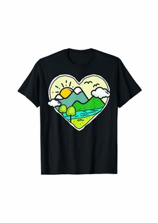 Earth Day Gift Men Women - Save the Planet Environmentalist T-Shirt
