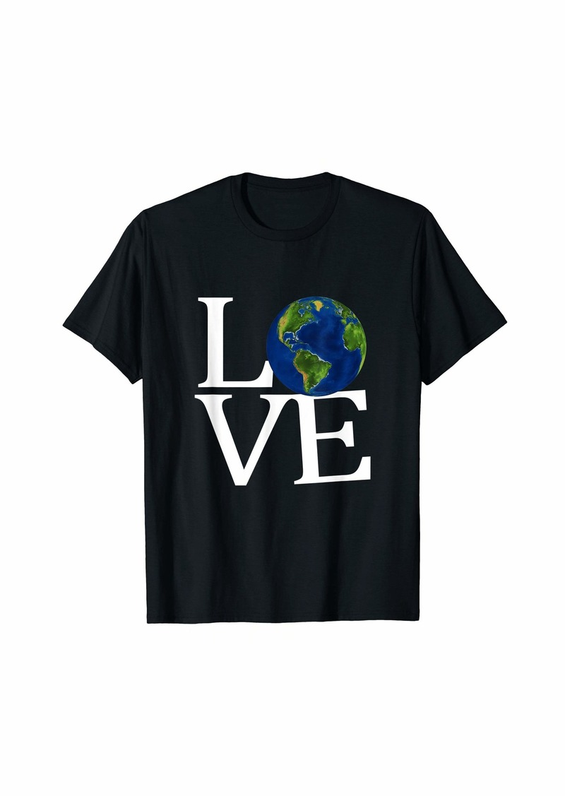 Earth Day Shirt Environmental Recycling Climate Change Gift