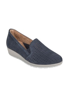 Earth® Juniper Perforated Slip-On Wedge (Women)
