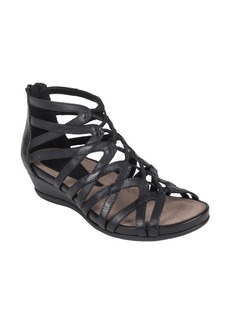 Earth® Juno Wedge Sandal (Women)