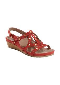 Earth® Leo Slingback Wedge Sandal (Women)