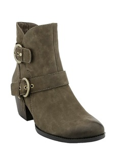 "Earth® ""Olive"" Casual Booties"