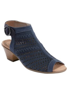 Earth Women's Carson Hamden Peep Toe Sandal Women's Shoes