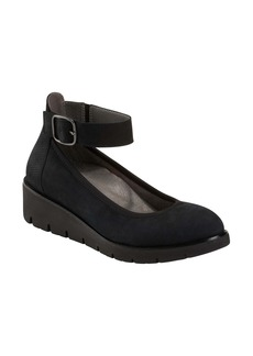 Earth® Zurich Sion Ankle Strap Wedge (Women)