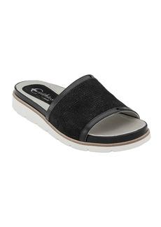 """Earthies® """"Crete"""" Comfort Slide Sandals"""