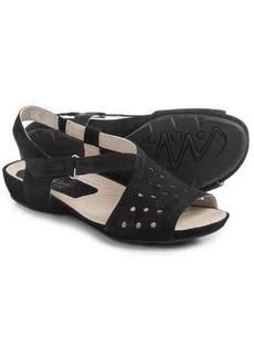 Earthies Razzoli Sandals - Nubuck (For Women)