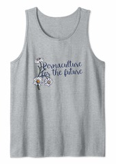 Earth Permaculture for the future Tank Top