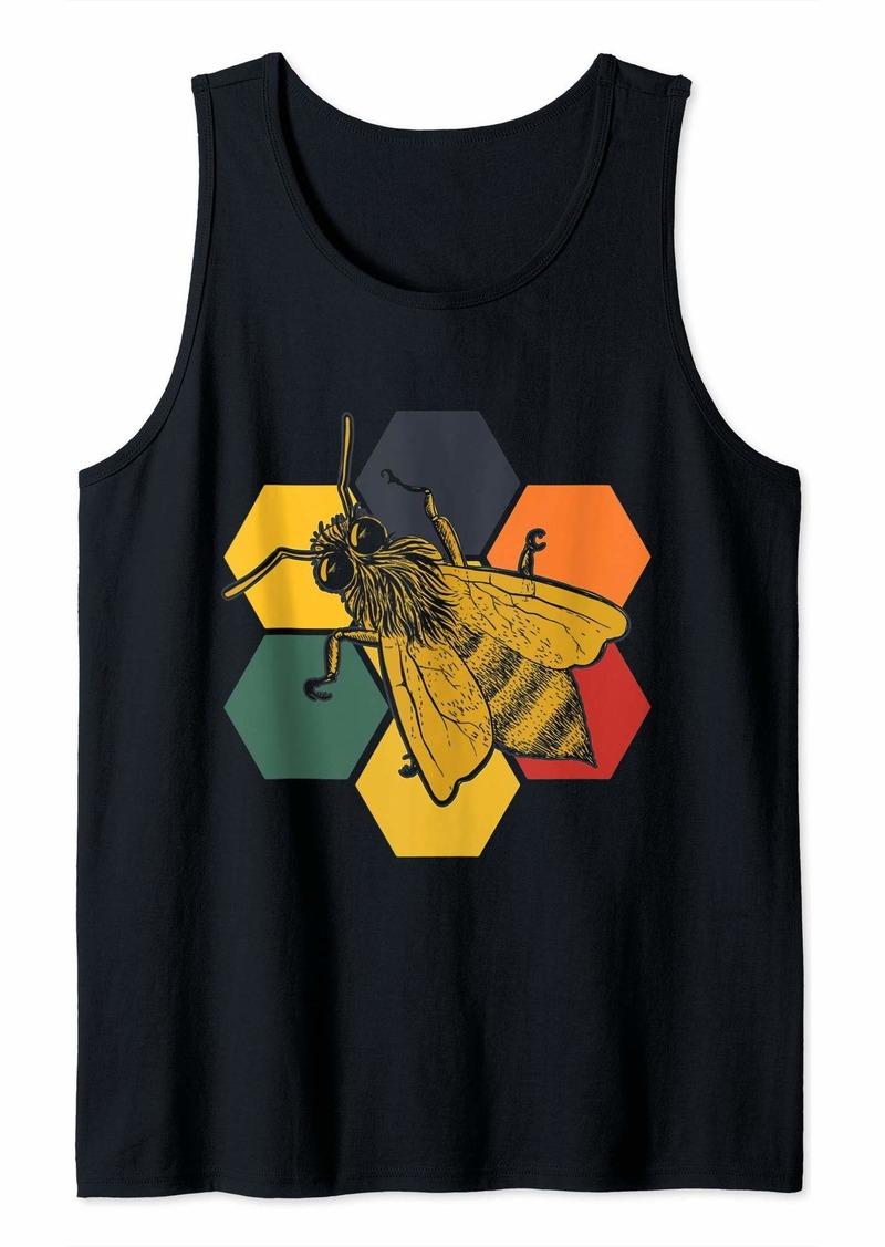 Earth Retro Bee Tank Top