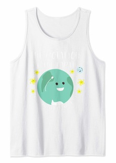 Science Puns Rotation Of The Earth Solar System Makes My Day Tank Top