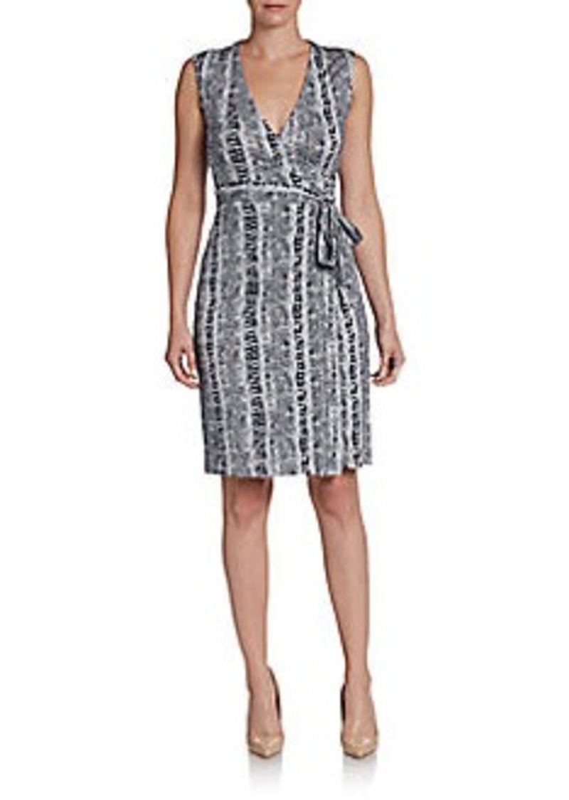 diane von furstenberg diane von furstenberg new yahzi short wrap dress dresses shop it to me. Black Bedroom Furniture Sets. Home Design Ideas