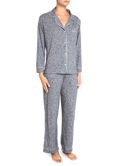 Eberjey Bobby Jersey Pajama Set