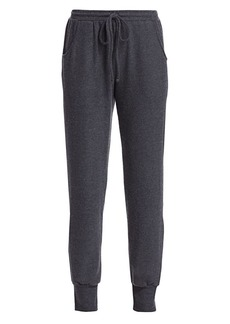 Eberjey Cozy Time Tie-Front Joggers