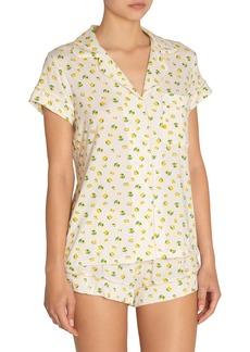 Eberjey Dianna Shorty Pajama Set