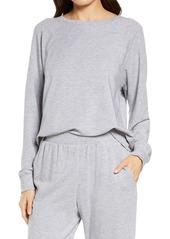 Eberjey Blair Women's Ringer Sweatshirt