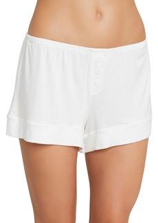 Eberjey Agnes Boyfriend Lounge Shorts