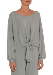 Eberjey Blair Knotted Pullover