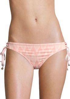 Eberjey Carmelita Jagger Ikat Bikini Bottom