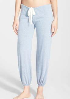 Eberjey Crop Knit Lounge Pants