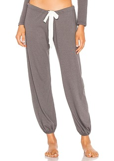 eberjey Cropped Heather Pant