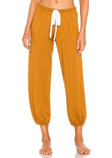 eberjey Cropped Winter Heather Pant