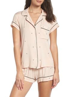 Eberjey Dots Short Pajamas