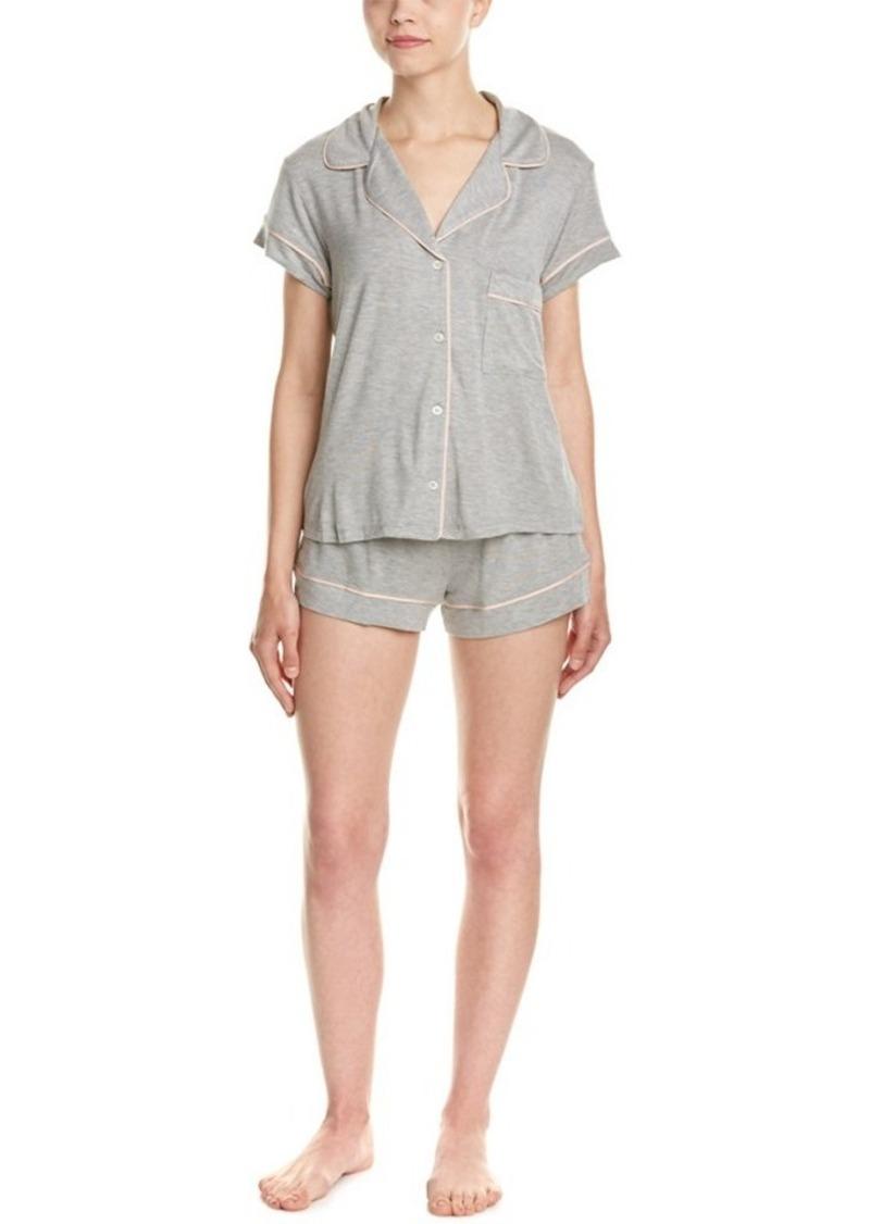 Eberjey Eberjey Gisele 2pc Short Pajama Set