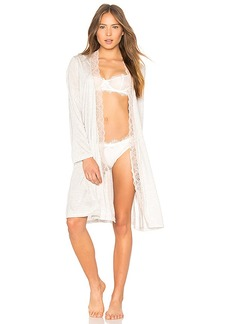 eberjey Emme the Classic Robe