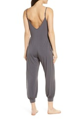 Eberjey Finely Knotted Sleep Jumpsuit