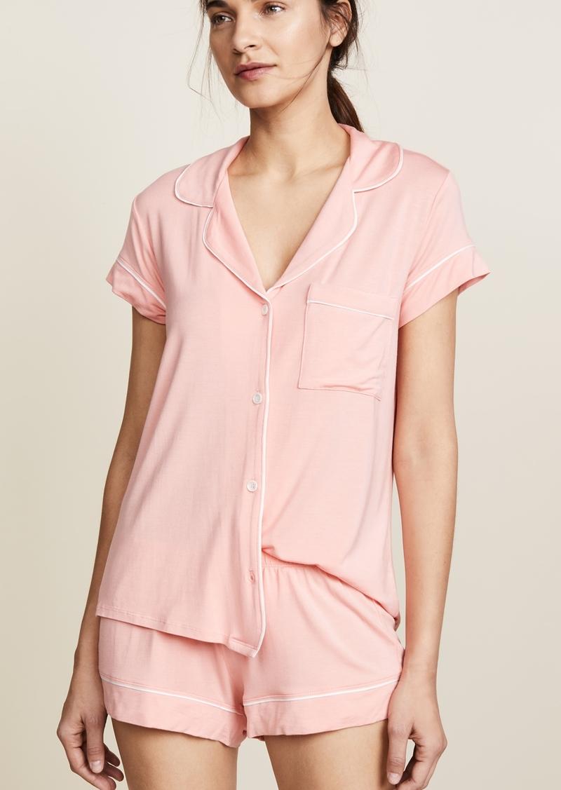 a556713385 Eberjey Eberjey Gisele Short Sleeve PJ Set | Sleepwear
