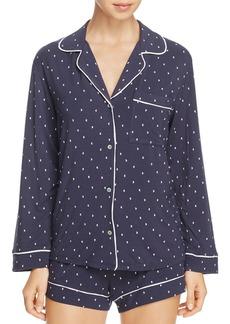 Eberjey Gisele Sleep Chic Long-Sleeve Pajama Set