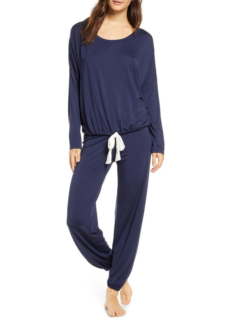 Eberjey Gisele Slouchy Pajamas