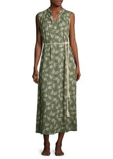 Eberjey Grassy Russel Midi Dress