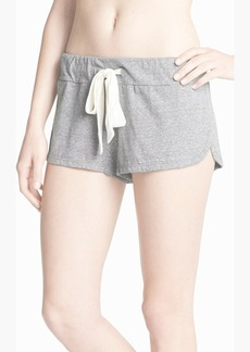 Eberjey Heather Knit Shorts