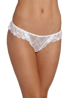 Eberjey Kiss the Bride Thong