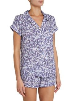 Eberjey Lily Shortie Pajama Set