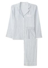 Eberjey Nautico Stripe Pajamas