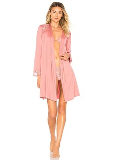 eberjey Noor The Cuff Robe