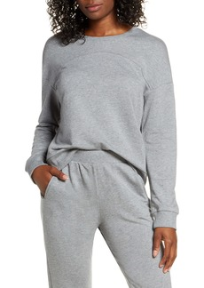 Eberjey Odile The Piped Crewneck Top
