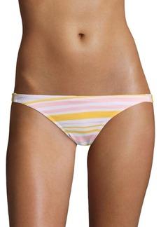 Eberjey Painted Stripe Piper Bikini Bottom