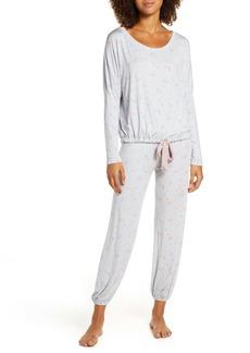 Eberjey Petals Slouchy Pajamas