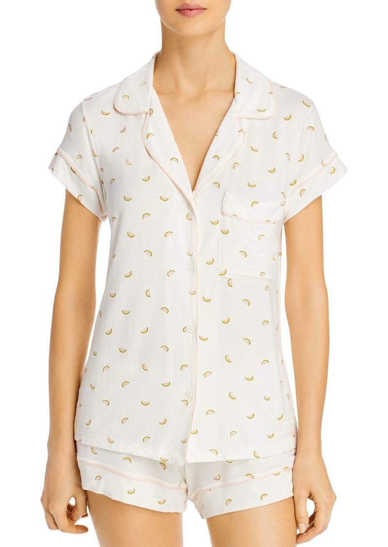 Eberjey Printed Shorts Pajama Set