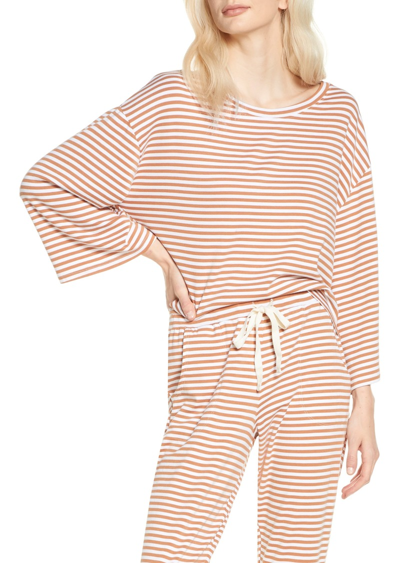 Eberjey Quincy Icon Pajama Top
