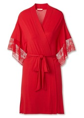 Eberjey Raquel The Heartbreaker Short Robe