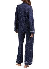 Eberjey 'Sleep Chic' Knit Pajamas